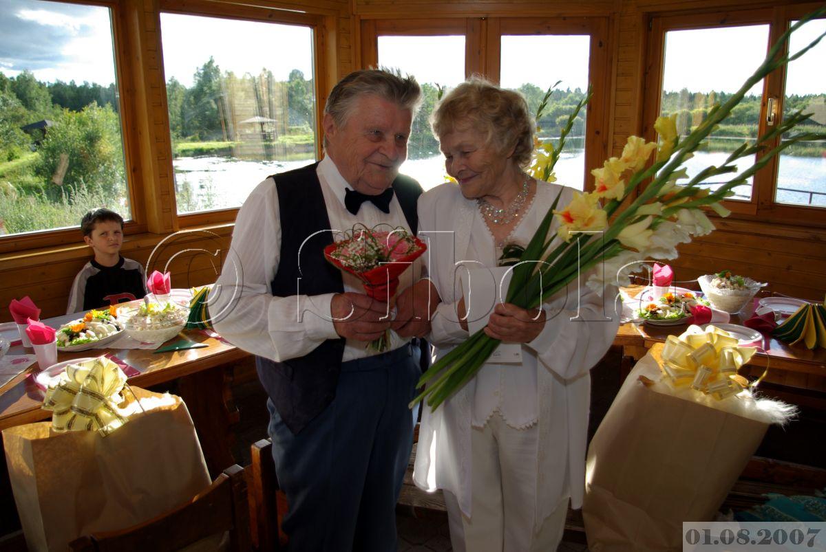 Vana-Kobiga üle 55 aasta koos (01.08.2007)
